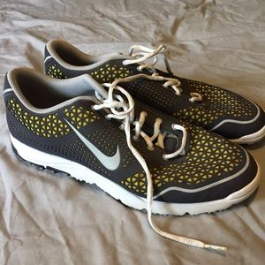 Nike Air Spikeless Golf Shoes